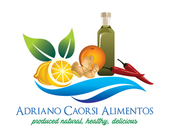 Logo design for Adriano Caorsi Alimentos