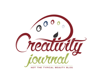 Creativity Journal logo design