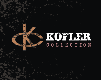 Kofler Collection logo design