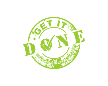 Get It Done logo design
