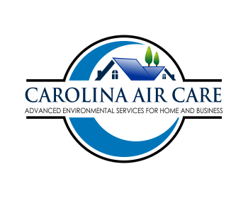 Carolina Air Care logo design