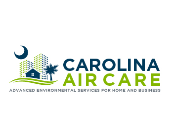 Logo design for Carolina Air Care