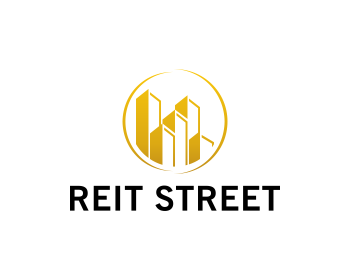 Logo design for REIT STREET