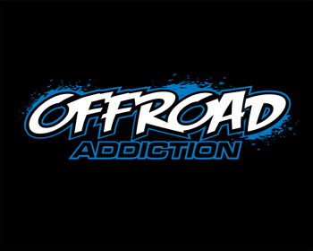 Offroad Addiction logo design