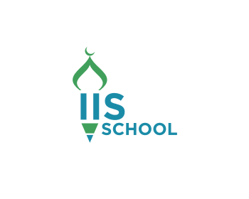 IIS School logo design