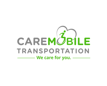 CareMobile Transportation logo design