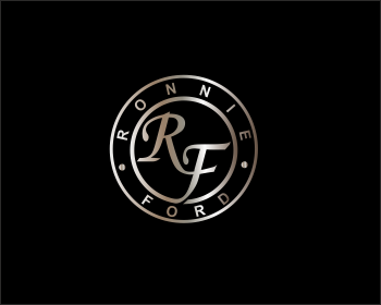 Logo design for Ronnie Ford