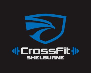 CrossFit Shelburne logo design