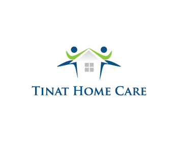 Logo design entry number 51 by zakdesign700 tinat home care service gmbh logo contest - Home health care logo design ...