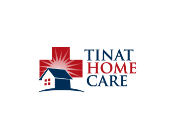 Tinat Home-Care-Service GmbH logo design