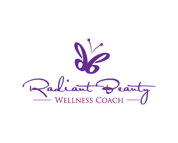 Melissa Svensen Wellness Coach Chronic Pain Expert logo design