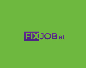 FixJob.at logo design