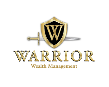 Warrior Wealth Management logo design