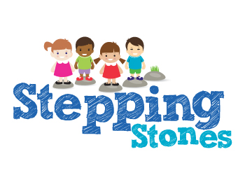 Stepping Stones logo design