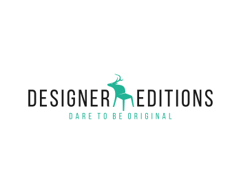 Home & Garden logo design for Designer Editions