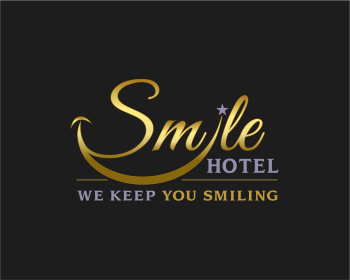 Logo design for Smile Hotel