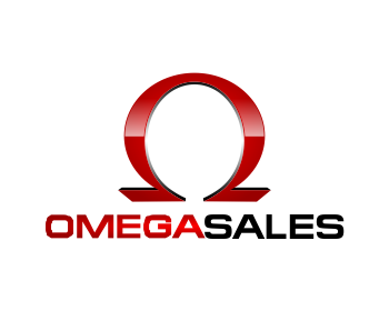 Omega Sales logo design