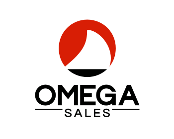 Logo design for Omega Sales