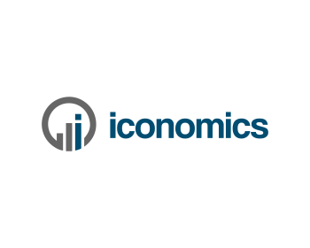Iconomics logo design