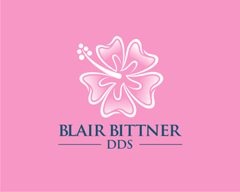 Logo design for Blair Bittner DDS