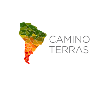 Logo design for Camino Terras