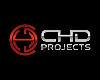 CHD Projects logo design