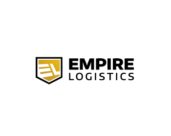 EMPIRE Logistics logo design