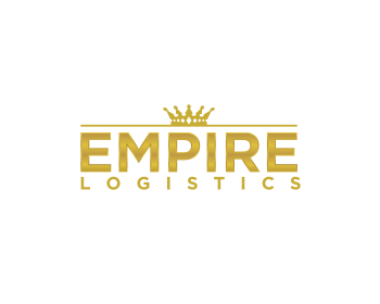 Logo design for EMPIRE Logistics