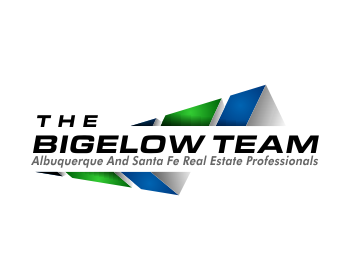 The Bigelow Team - Albuquerque and Santa Fe Real Estate Professionals logo design