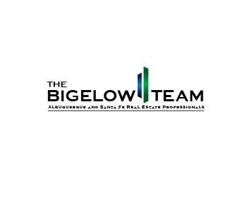 Logo design for The Bigelow Team - Albuquerque and Santa Fe Real Estate Professionals