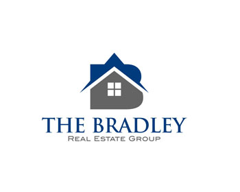 The Bradley Real Estate Group logo design