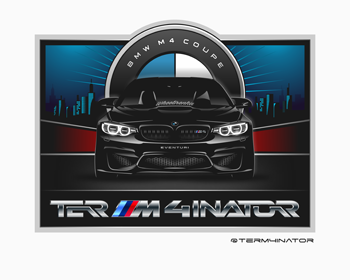 TerM4inator logo design