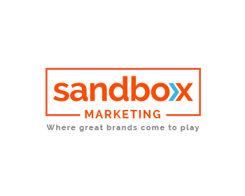 Sandbox Marketing logo design