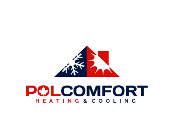 POLCOMFORT logo design