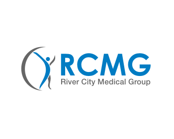 River City Medical Group logo design