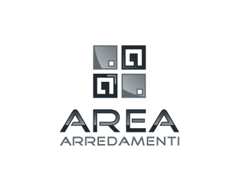 Logo design for Area Arredamenti