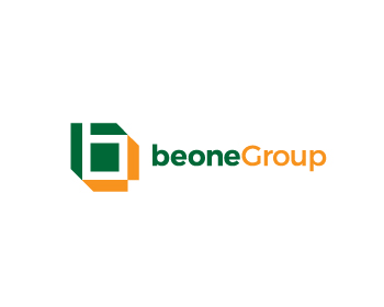 beoneGroup logo design