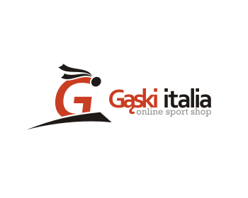 Gaski Italia with or without scisnow.com logo design
