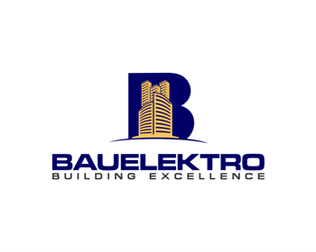 Logo design for BAUELEKTRO