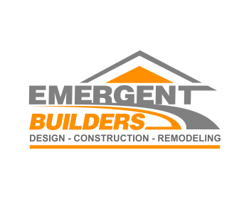 Emergent Builders logo design