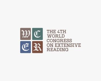 The 4th World Congress on Extensive Reading logo design