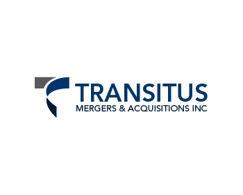 Logo design for Transitus Mergers & Acquisitions Inc