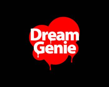 Dream Genie logo design