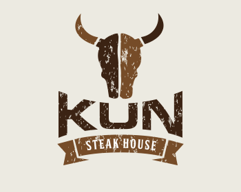 Logo design for Kun Steak House