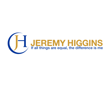 Jeremy Higgins logo design