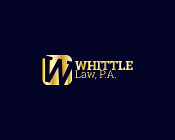 Whittle Law, P.A. logo design