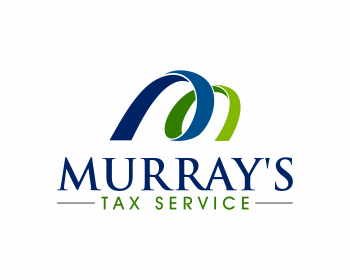 Logo Murray's Tax Service, LLC.