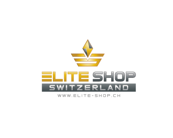 Elite Shop Switzerland logo design