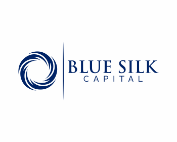 Blue Silk Capital LLC logo design