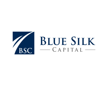 Logo design for Blue Silk Capital LLC